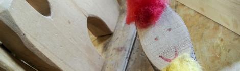 Sabato 30 Aprile, Creazioni in legno, età 3-7 anni