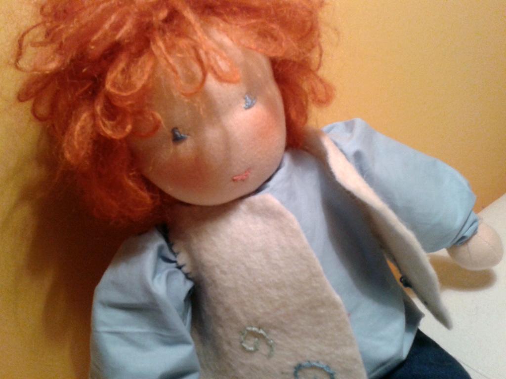 Bambola da vestire