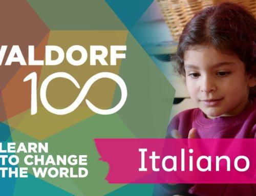 Il centenario delle scuole Steiner-Waldorf, intervista a Cristina Laffi