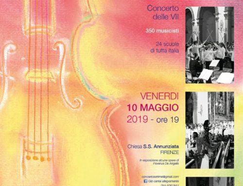 """""""Già cantai allegramente"""" – Firenze 10 maggio 2019 – Terza edizione"""