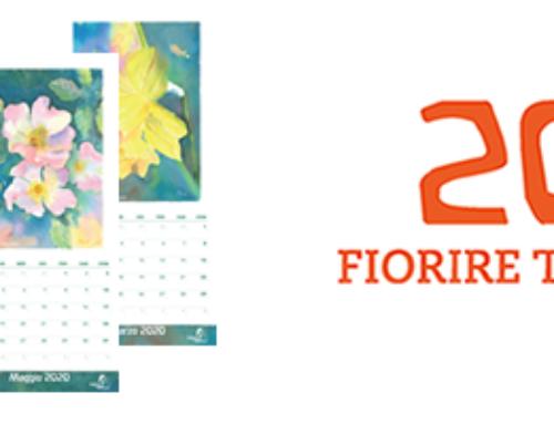 Calendario 2020: Fiorire tutto l'anno