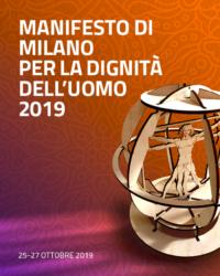 Manifesto per la dignità dell'uomo 2019