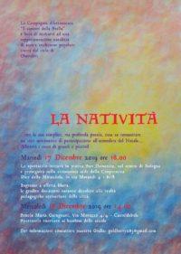 La natività - Recita