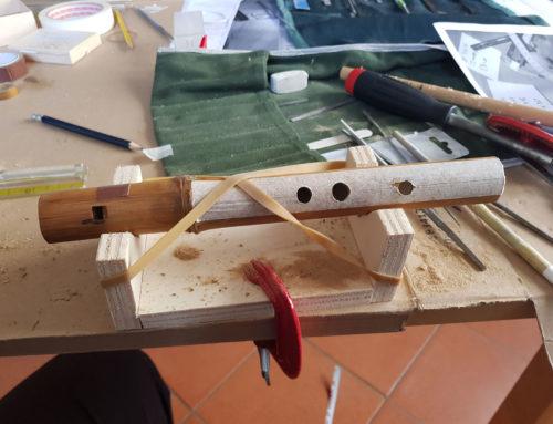 Notizie sul flauto di bambù