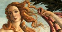 Venere, Botticelli - Uffizi Firenze
